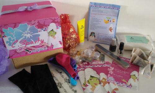 Box beauté Femmes C.SPARTY1