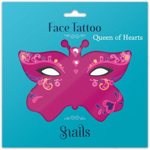 masque tattoo, craies pour cheveux, cofret mini vernis enfants