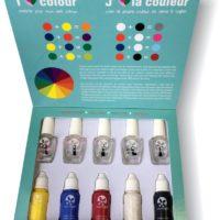création de couleur de vernis enfants